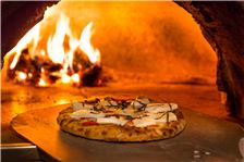 The Clubhouse Bistro - Brick oven
