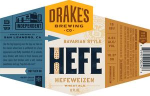 Drake's Hefeweizen