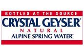 crystal geyser sparkling water