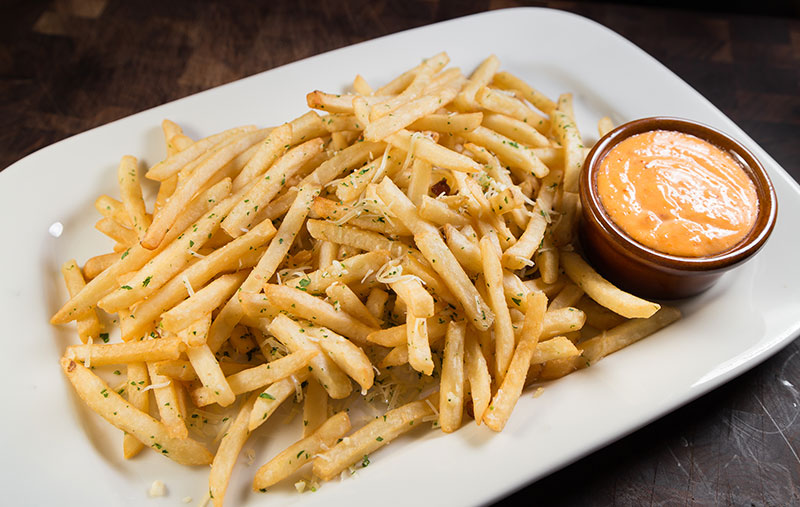 Gilroy Garlic Fries