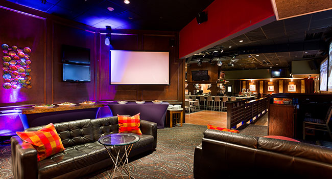 Clubhouse Bistro, California Backstage Lounge