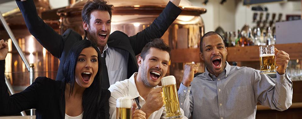 California Restaurant offering Pub trivia